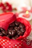 巧克力糖 免版税库存图片