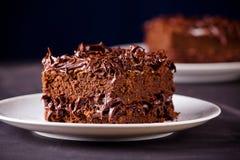 巧克力软糖 库存图片