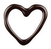 巧克力重点 图库摄影