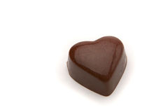 巧克力重点 库存照片
