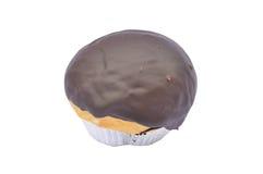 巧克力面包 免版税库存图片