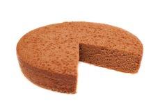 巧克力饼 免版税库存照片