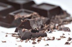 巧克力黑暗 免版税库存图片