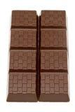 巧克力黑暗 免版税图库摄影