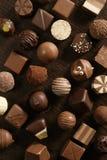 巧克力 库存照片