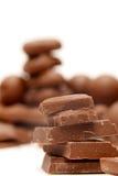 巧克力 免版税库存照片