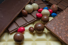 巧克力 图库摄影