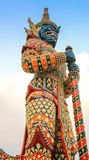 巨人在泰国 库存图片