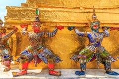 巨人美丽的Ravana 免版税库存图片