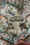 巨人菩萨雕象 库存图片