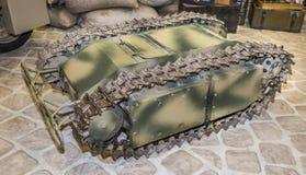 巨人Sd Kfz 炸药(德国)的302载体, 194 免版税库存照片