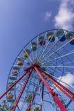 巨型弗累斯大转轮侧显示  库存照片