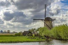 巨型房子荷兰 库存图片