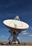 巨型无线电望远镜 免版税图库摄影