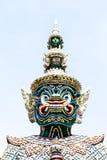 巨型泰国 免版税图库摄影