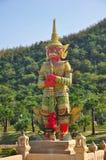 巨型泰国 库存图片