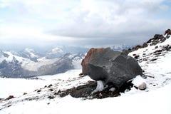巨型独石 库存照片