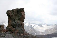 巨型独石 图库摄影