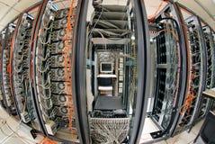 巨型计算机 免版税库存照片