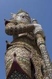 巨型kaeow phra wat 免版税库存图片
