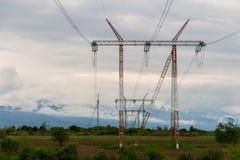 巨型pilons 3 图库摄影