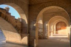 巨大清真寺sousse突尼斯 免版税库存图片