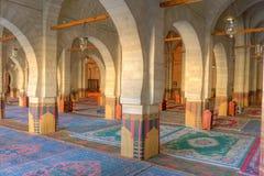 巨大清真寺sousse 免版税图库摄影