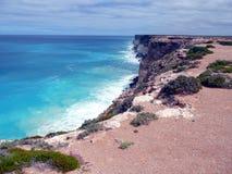 巨大澳大利亚叮咬风景  免版税图库摄影