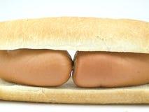 巨大的三明治 免版税库存照片