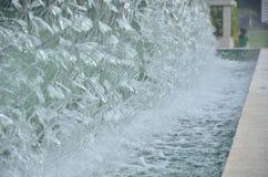 巨大的喷泉 库存图片