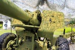 巨大的大炮 免版税库存图片