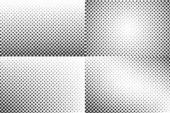巨大的小点半音传染媒介背景 覆盖物纹理 免版税图库摄影