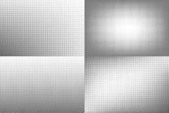 巨大的小点半音传染媒介背景 覆盖物纹理 库存图片