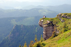 巨大的摄影师岩石 免版税图库摄影