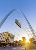 巨大的曲拱,提华纳,墨西哥 免版税库存照片