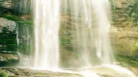 巨大的水风景瀑布HD 1920x1080 影视素材