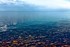 巨大的贝加尔湖 免版税库存图片