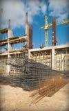 巨大monolit buildig 库存照片