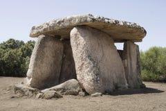 巨石坟茔 库存图片