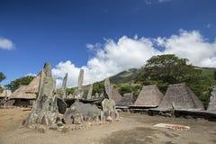 巨石纪念碑 库存照片