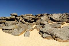 巨石阵在梅利托波尔, Zaporizhzhia 免版税库存图片