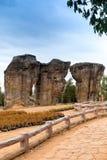 巨石阵泰国 库存图片