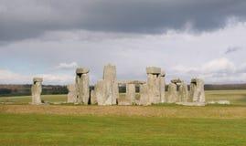 巨石阵英国英国 库存照片