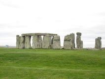 巨石阵萨利英国 图库摄影