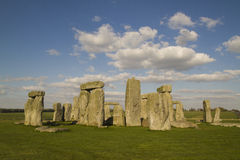 巨石阵,英国 库存照片