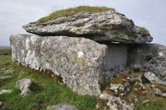 巨石parknabinnia坟茔楔子 库存图片