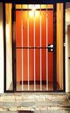 巩固房子入口 免版税图库摄影