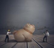 巩固货币 免版税图库摄影