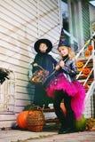 巫婆和巫术师 免版税库存图片