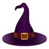 巫婆帽子 库存照片